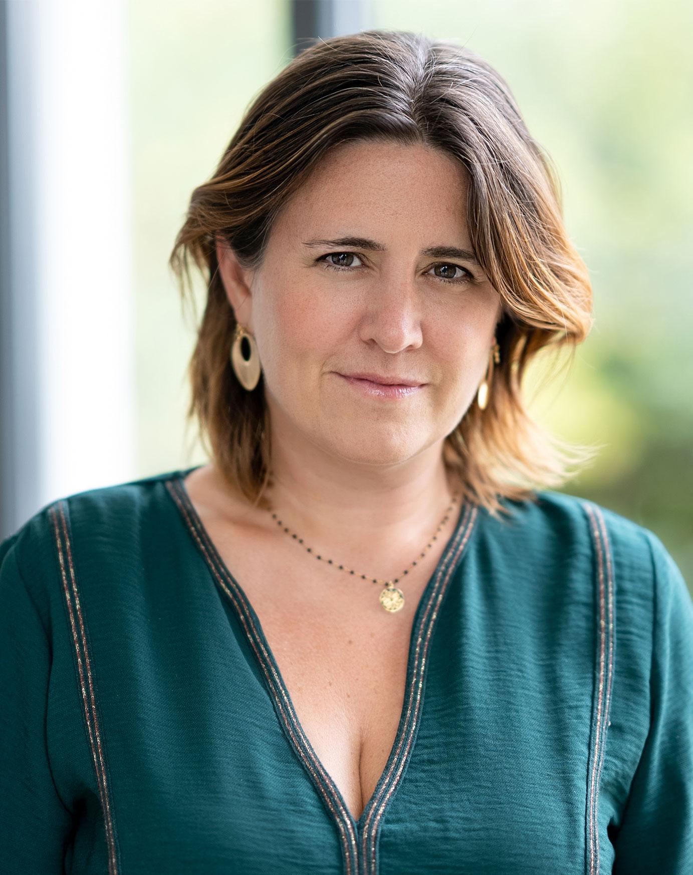 Anne-Sophie Branger