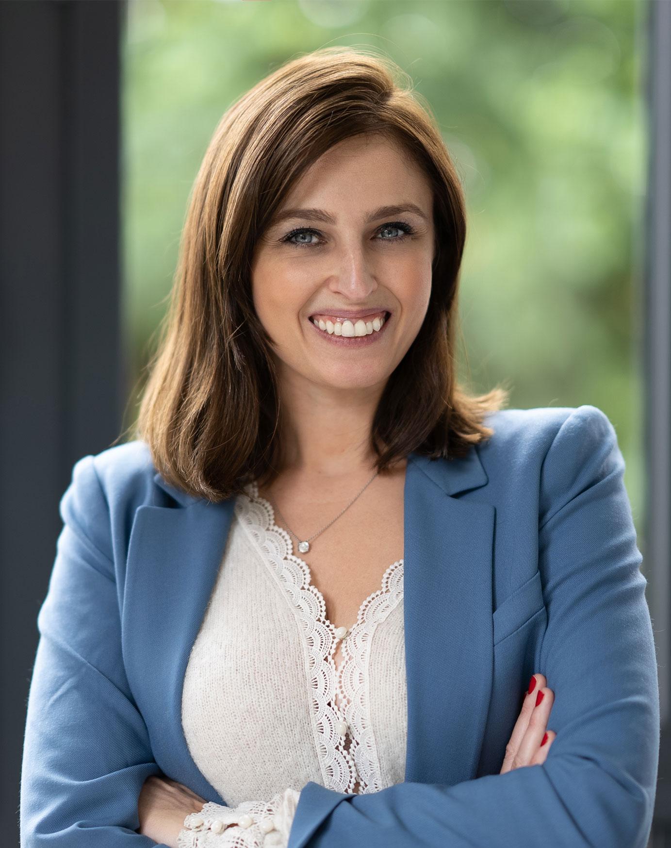 Jennifer Lussey-Quentin